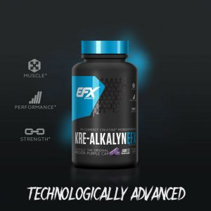 *Best Buy* All American KRE-ALKALYN EFX 120 capsules - pH Correct Creatine