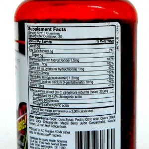 MuscleTech Hydroxycut Gummies (90 Gummies) - Weight Loss - FREE SHIPPING! 1