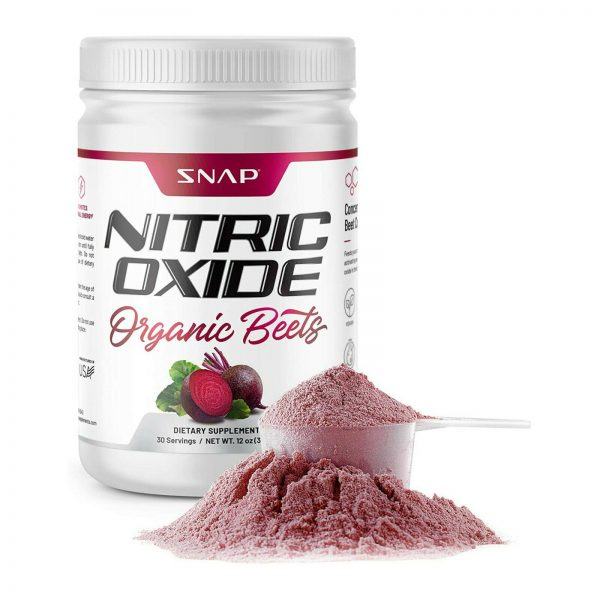 Beet Root Powder Organic Nitric Oxide Booster Beets Circulation Superfood - 306g 6