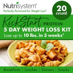 5 Day Weight Loss Meal Kit Nutrisystem Meals Nutrition Balanced Snack Meals