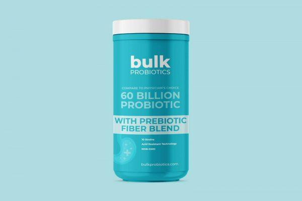 BULKPROBIOTICS Physician's Choice Probiotic 60 Billion CFU 10 Strain VEGAN 2