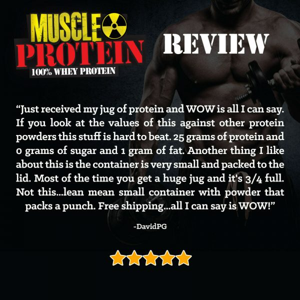 Colossal labs Whey Muscle Protein powder 12LB Isolate/Blend BULK 162 Servings 7