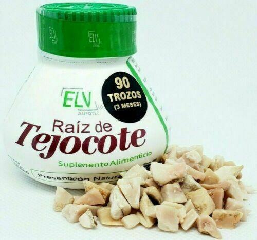 Elv raiz de tejocote root 100% original weight loss detox and clean for 3 months