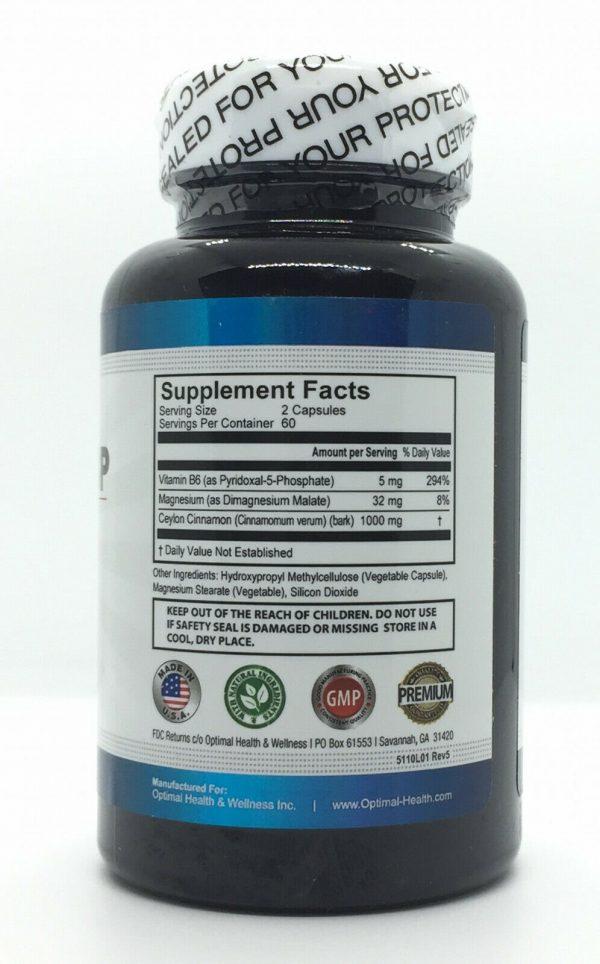 Striction BP Advanced Formula Support Healthy Blood Pressure StrictionBP NEW 2