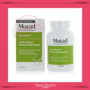 Murad Resurgence Youth Builder Dietary Supplements 120 Cnt NEW FAST SHIP