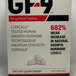 Novex Biotech GF-9 Growth Factor 9 Supplement 120 Capsules - - Exp.01/2023 +