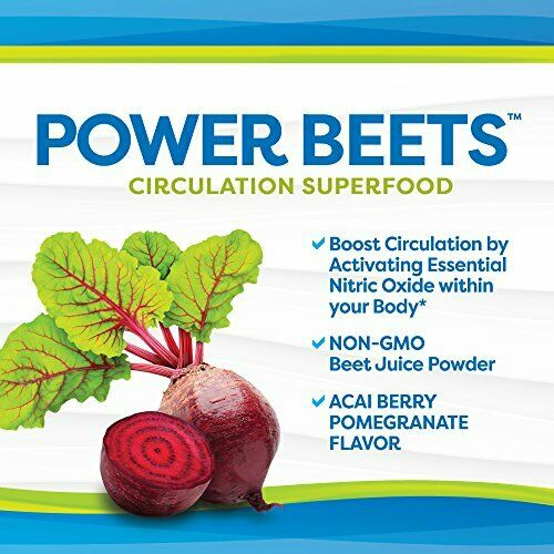 Nu-Therapy Power Beets, Super Concentrated Circulation Superfood, Dietary Sup... 4