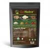 Mushroom Blend Powder Organic 8 oz | Longevity Reishi Lions Mane | Go Nutra