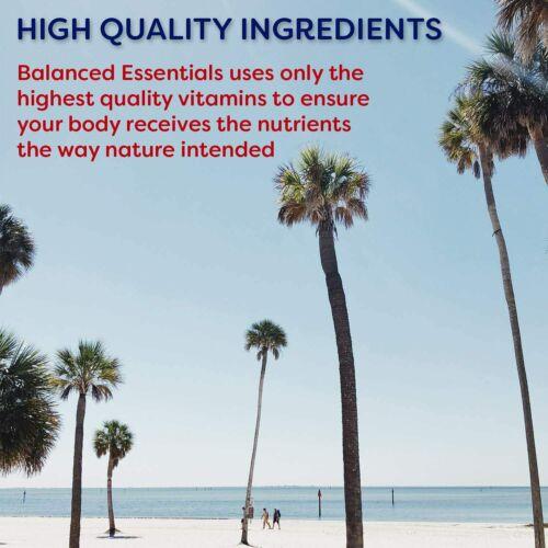 Balanced Essesntials 94 Vital Nutrients Liquid Vitamin Berry Flavor - 32 oz 4