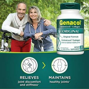 Collagen Pills for Joint Relief - 360 Genacol Original Colageno Hidrolizado 1