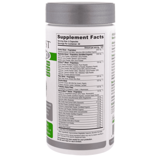 Greens First Capsules PRO 1