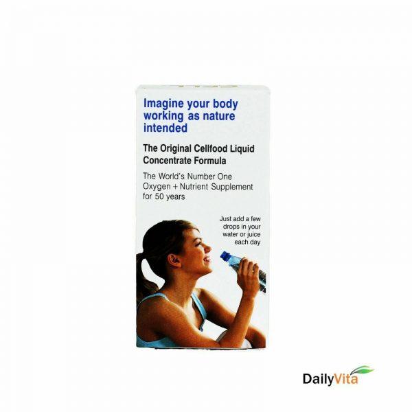 6 x CELLFOOD ORIGINAL 1 FL Oz OXYGEN ENERGY by Lumina Health - FACTORY SEALED 2
