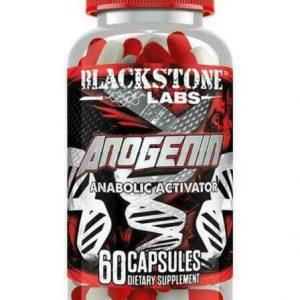 Blackstone Labs ANOGENIN Anabolic Activator 60 Capsules BLACKSTONE LABS SALE