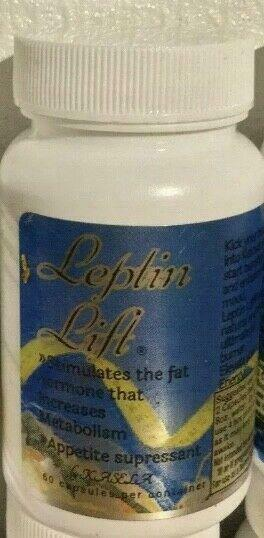 Leptin Lift  Natural Weight Loss Pill Extreme Fat Burner Diet pills weight loss 4