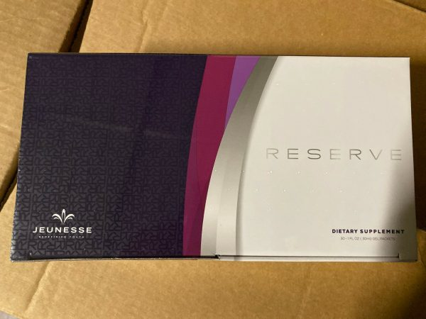 JEUNESSE RESERVE AUTHENTIC GEL PACKETS (6 Boxes) - Free Shipping 3