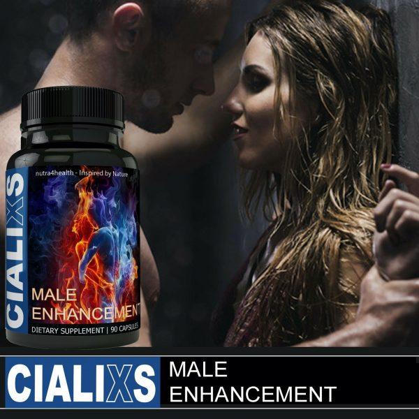 CialiXS Male Enhancement Supplement Enhancing Pills for Men 1 Month Supply 3
