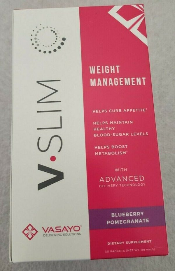 Vasayo V-Slim Weight Management FREE SHIPPING