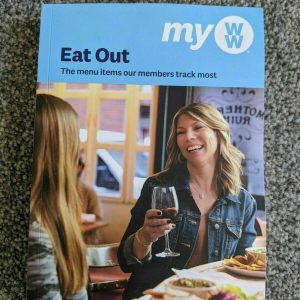 Weight Watchers my WW Shopping Guide & Dining Out Menu  NEW 2020  -Points Book   1