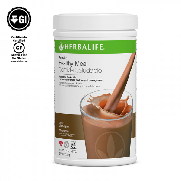 NEW Herbalife Formula 1 Healthy Meal shake and Protein Drink Mix ALL FLAVORS 6