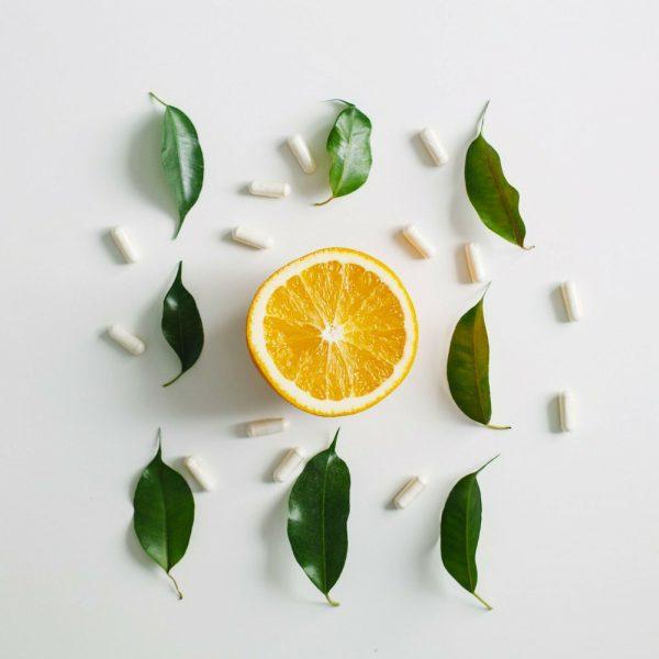 Vitamin C 500mg - Immune Support - 100 Capsules per Bottle - 2 PACK 1