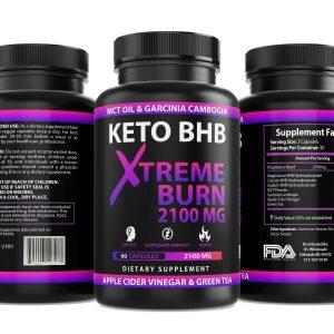 ☀ Best Keto BHB 2100mg Diet Pills Boost Fat Burn Rapid Advanced Weight Loss  Fit 1