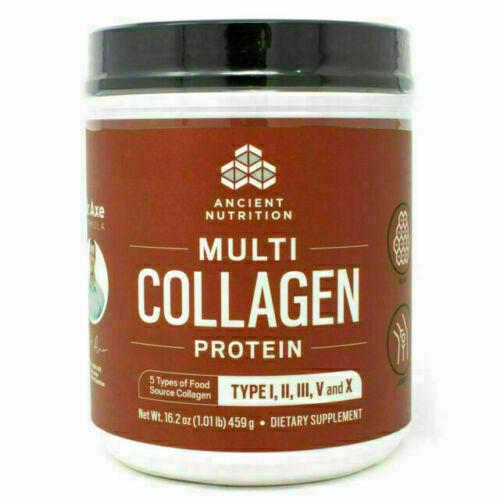 Ancient Nutrition Multi Collagen Protein Powder - 16.2oz 02/2021