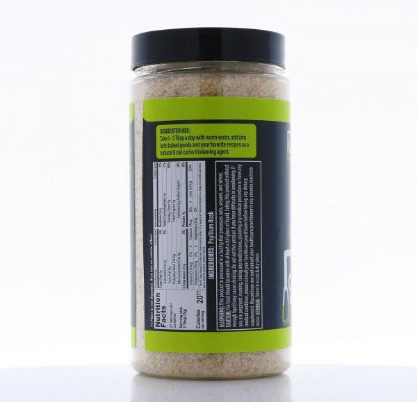 Psyllium Husk Powder 135g I 100% Natural Fiber I Dr Herbalist I Keto I F/S 2