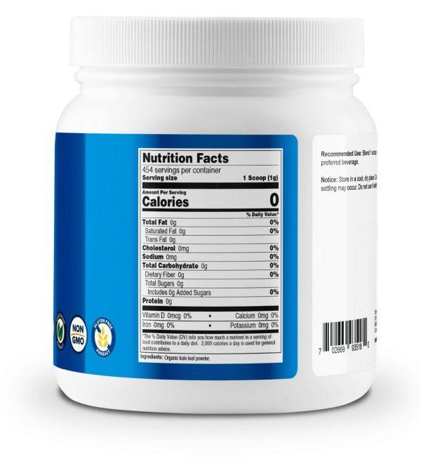 Nutricost Kale Powder 1LB 3