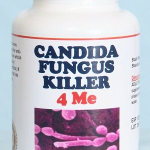 CANDIDIASIS KILLER  4 ME- CANDIDA ALBICANS - TRATAR Y PREVENIR - ORIGINAL