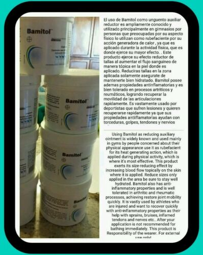 FREE SHIPPING!  BAMITOL  200 grams for PAIN AND WEIGHT LOSS USE 3