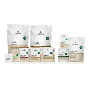 Arbonne 30 Days to Healthy Living Set #1429