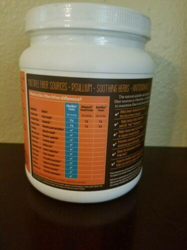 Melaleuca Fiberwise ORANGE Fiber Drink Supplement SUGAR FREE - 30 Servings 2