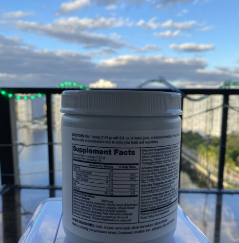 ****Arbonne Essentials Greens Balance #6232 - Dietary Supplements Freeshipping * 2
