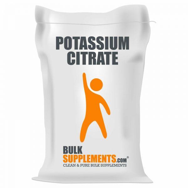 BulkSupplements.com Potassium Citrate  7