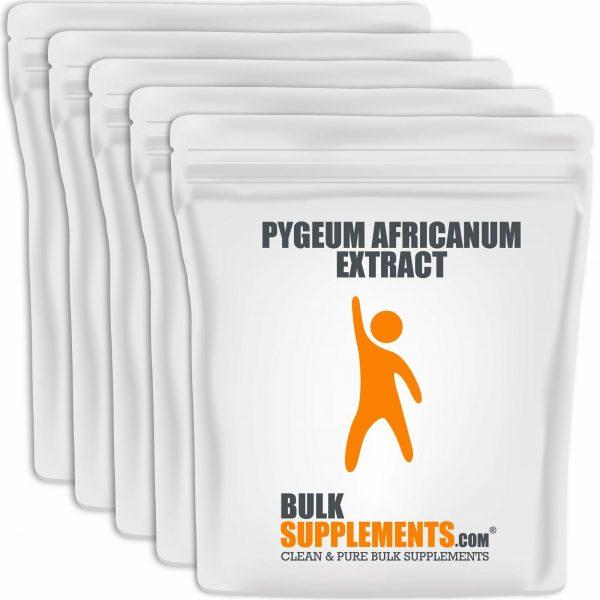 BulkSupplements.com Pygeum Africanum Extract  5
