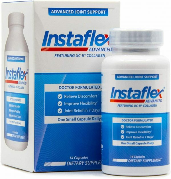Instaflex Advanced Joint Support - Doctor Formulated Joint Relief Supplement