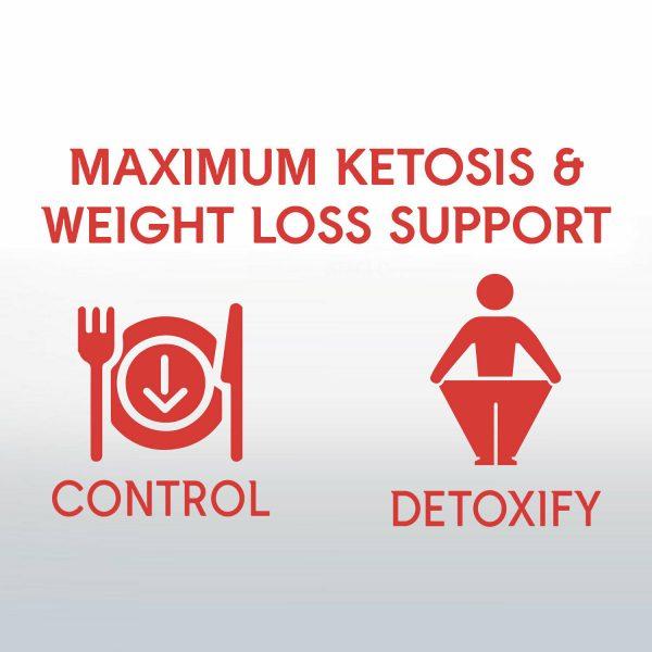 Weight Loss Pills Apple Cider Vinegar Fat Burner ACV Keto Diet Supplements 60ct 4