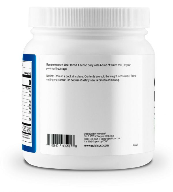 Nutricost Kale Powder 1LB 2
