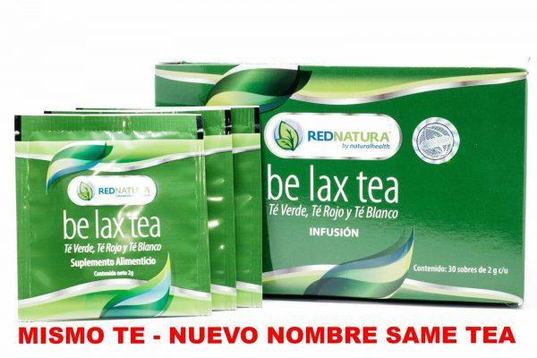 BE LAX TEA RedNatura Te BeLax 100% ORIGINAL VENTRE TE 1 Month Supply para 30 DIA 4
