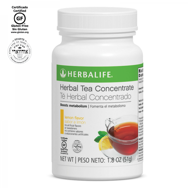 Herbalife Herbal Tea Concentrate 3.6 OZ  All Flavors  1