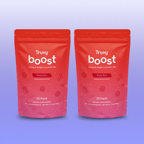 Truvy Boost Drink TruVision Health Weight Loss Fast Acting Fast Shipping 1