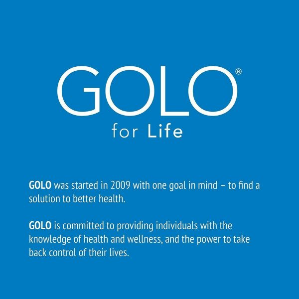 GOLO for Life Plan w/ Release Supplement (eBay) 5