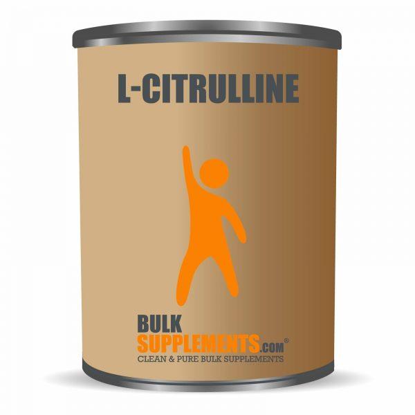 BulkSupplements.com L-Citrulline 3