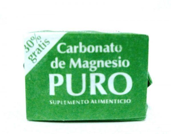 9 Carbonato De Magnesio Puro  Cubo / Magnesium Carbonate Cube  4