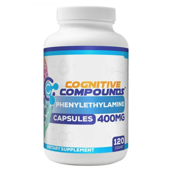 Beta Phenylethylamine HCL (PEA) Capsules Cognitive Compound