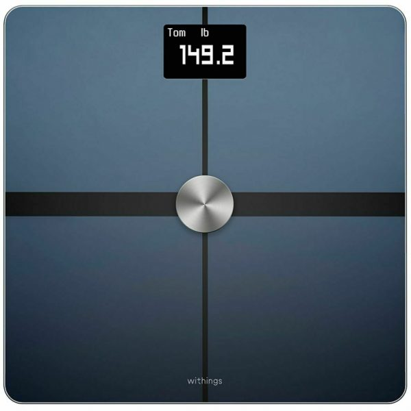 Withings - Body+ Body Composition Smart Wi-Fi Scale - Black 4