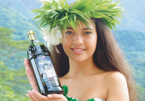 Tahitian Noni Juice by Morinda Inc. (4 bottle case) *NEW LOOK!* SALE PRICE! 7