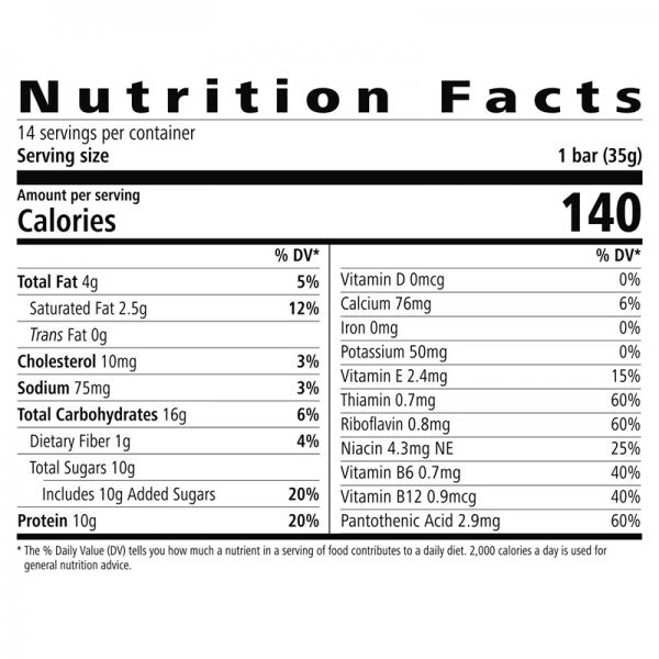 Herbalife Protein Bar Deluxe 14 Bars per Box 4