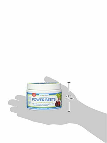 Nu-Therapy Power Beets, Super Concentrated Circulation Superfood, Dietary Sup... 5