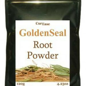 Golden Seal Root Powder Anti inflammatory GMO Free 120g 4 ounces ~ 240 Servings